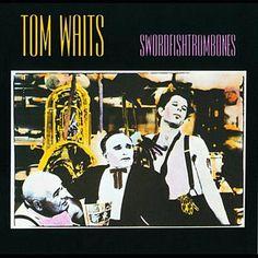 "Rock and More By Addison de Witt: Tom Waits - ""Swordfishtrombones"" Lp Cover, Cover Art, Lps, Lp Vinyl, Vinyl Records, Vinyl Art, Vinyl Music, Tom Waits Albums, Album Covers"