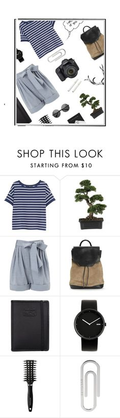 """""""I Often Think of You"""" by pamelagonzales ❤ liked on Polyvore featuring MANGO, Nearly Natural, Jill Stuart, rag & bone, Eos, Nava, Alessi, Sephora Collection and Bulgari"""