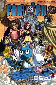 Fairy Tail - Vol. 21