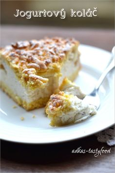.. chute a vône mojej kuchyne...: Jogurtový koláč My Recipes, French Toast, Breakfast, Cakes, Food, Basket, Morning Coffee, Cake Makers, Kuchen
