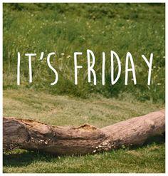 Ya es viernes ¿cuál es tu plan!?