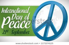 Find Peace Symbol Map Silhouette Inside Greeting stock images in HD and millions of other royalty-free stock photos, illustrations and vectors in the Shutterstock collection. Thousands of new, high-quality pictures added every day. International Day Of Peace, September 21, Finding Peace, Royalty Free Stock Photos, Silhouette, Sign, Map, Location Map, Signs