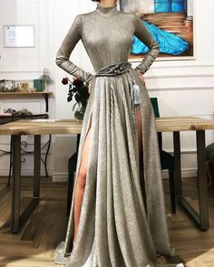 c264f7d3 Gown - Teuta Matoshi Duriqi Gala Dresses, Couture Dresses, Evening Dresses,  Fashion Dresses