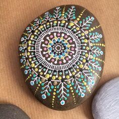2186 Mandala Stone Art, Cape Town, Mandala, Rocks, Mandalas, Stones, Pebble Art