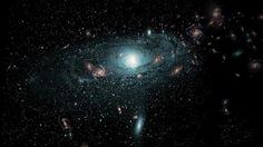 Descubren cientos de galaxias ocultas detrás de la Vía Láctea