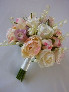 Kathy - Peony Rose Bouquet