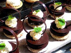 Perfect, tiny desserts.