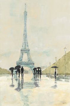 April in Paris by Avery Tillmon.