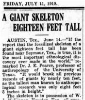"""A historical/linguistic explanation for """"double rows of teeth"""" Nephilim Giants, Nephilim Bones, Ancient Mysteries, Ancient Artifacts, Giant People, Tall People, Ancient Aliens, Ancient History, Giant Skeletons Found"""