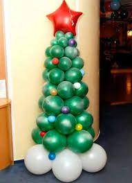 Image result for новый год оформление шарами
