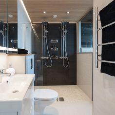 Bathtub, Beige, Interior Design, Bathroom, House, Saunas, Home Decor, Decorating, Google
