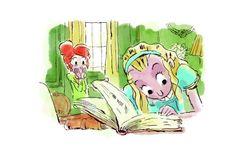 La mejor literatura infantil y juvenil de 2013 (ils. de Raúl Sagospe)