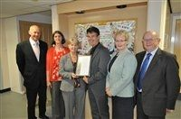 Ramsey & District Cottage Hospital takes Silver IIP award