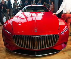 #vision #mercedes #maybach #6 #maybach6 #interautofan ——————— Vision Mercedes-Maybach 6 737 bhp 155 mph 0 - 62 mph 3.9 Photograph @motor1com ——————— #love #follow #photooftheday #beautiful #picoftheday #instadaily #swag #car #ride #drive #race...