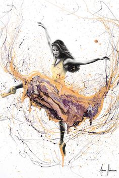 Violetta Ballerina Violetta Ballerina Cynthia cynthiamossbeck Art A ballerina painting I created with charcoal and acrylics on canvas I also added a nbsp hellip Painting inspiration Ballerina Painting, Ballerina Art, Ballet Art, Ballerina Costume, Ballerina Dress, Ballet Drawings, Art Drawings, Dance Pictures, Art Pictures
