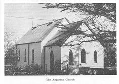 The Anglican Church Ficksburg, Free State Anglican Church, Free State, Homeland, South Africa, African, History, Places, Photos, Outdoor