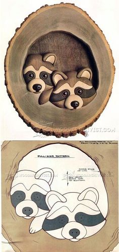 The Knothole Gang - Intarsia Projects, Tips and Techniques - Woodwork, Woodworking, Woodworking Plans, Woodworking Projects Intarsia Woodworking, Woodworking Patterns, Woodworking Projects Diy, Woodworking Plans, Intarsia Wood Patterns, Wood Carving Patterns, Dremel Projects, Easy Wood Projects, Wooden Crafts
