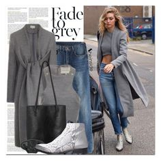 """""""Celebrity Street Style ~ Gigi Hadid"""" by never-alone ❤ liked on Polyvore featuring Zadig & Voltaire, women's clothing, women's fashion, women, female, woman, misses, juniors, Sheinside and shein"""