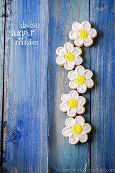 No Fail Sugar Cookie Recipe - The Novice Housewife