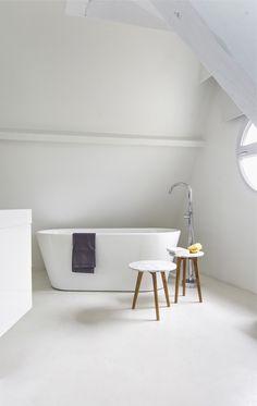 ♥ vrijstaand bad
