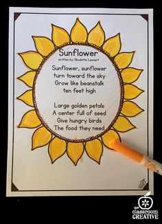 Fall Poem of the Week Unit and Freebie (Test Drive a Week Unit)