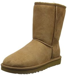 UGG Women's Classic Short II Winter Boot, Chestnut, 7 B US *** Read more reviews of the product by visiting the link on the image.