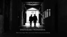 Unspeakably Wonderful - New Feature Film Project