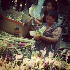 Palm Sunday @GuatemalaCity