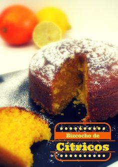 #Receta #bizcocho de limón sin gluten #repostería http://www.sweetpepitas.es/2014/02/el-mejor-bizcocho-de-limon-sin-gluten.html