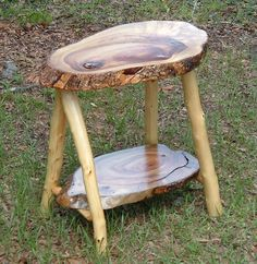 Ho to Make Rustic Wood Furniture Rustic Log Furniture, Twig Furniture, Cabin Furniture, Western Furniture, Furniture Design, Outdoor Furniture, Rustic Table, Rustic Wood, Rustic Decor