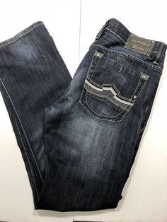 Mens Antique Rivet Jeans Size 34x32   | eBay Jeans Size, Legs, Antiques, Cotton, Pants, Ebay, Fashion, Trouser Pants, Moda
