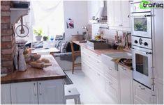 Kuchyňa v štýle Provence - Foto 80 nápady pre kuchyne interiérový dizajn