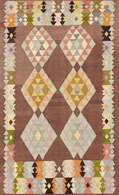 GEREN LOCKHART'S PICK - Vintage Kilim