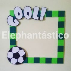 Soccer Birthday Parties, Soccer Party, Birthday Decorations, Gender Reveal, Party Themes, Birthdays, Football, Tobias, Frame