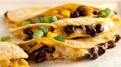 17 Healthy Black Bean Quesadillas   Homemade Recipes   https://homemaderecipes.com/black-bean-quesadillas-healthy-recipes/