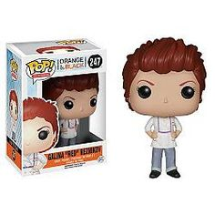 ORANGE IS THE NEW BLACK POP VINYL FIGURE - GALINA RED REZNIKOV
