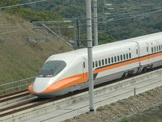 TAIWAN: Taiwan High Speed Rail Corp has ordered a further four Series 700T trainsets from a consortium of Japanese firms Kawasaki Heavy Industries and Toshiba Corp. The 12-car trains designed for 300 km/h operation are scheduled to be delivered between December 2012 and November 2015. #HSR #altavelocidad #railway