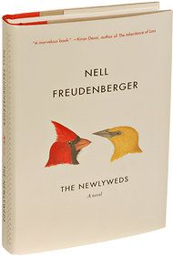 The Newlyweds, Nell Freudenberger's novel, is about a woman from Bangladesh who travels to Rochester to marry a man she met on an online dating site. New Books, Good Books, Books To Read, Ny Times, Good Times, Ready Player One, Lucky Girl, Great Stories, The Conjuring