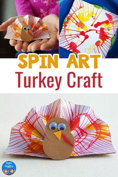 Turkey crafts! This