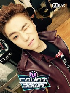 IKON SELFIE AT MCOUNTDOWN-JINHWAN