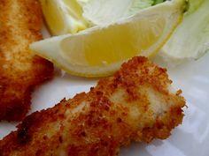 Coconut crusted fish (Nauru) - Poisson frit à la noix de coco - La Tendresse En Cuisine