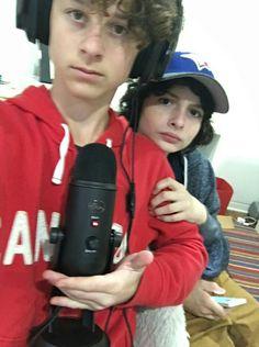 Wyatt and Finn