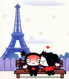 Pucca and Garu... just in love!
