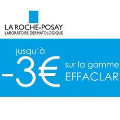 Jusqu'au 30 semptembre 2015 promo sur la gamme EFFACLAR http://www.monclubbeaute.com/14271-effaclar
