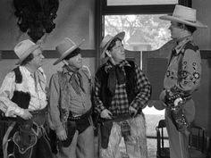 The Three Stooges: Merry Mavericks  09/1951