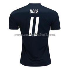 Real Madrid Fotballdrakter 2018-19 Gareth Bale 11 Bortedrakt Bale 11, Gareth Bale, Real Madrid, Adidas Jacket, Athletic, Athlete, Deporte
