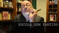 A contestação do filósofo Luiz Filipe Pondé ao projecto legislativo que em 2016 irritou as élites políticas, sindicatos e responsáveis máximos do sistema escolar do Brasil
