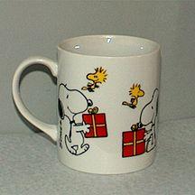 Peanuts mug 2