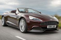 2016 Aston Martin Vanquish Convertible - Price, Specs