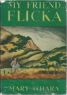 Image result for my friend flicka book